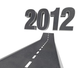 Road to 2012 - New Year Numbers in Future