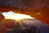 Sunrise at Mesa Arch, Utah, USA