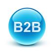icône B2B / B2B icon