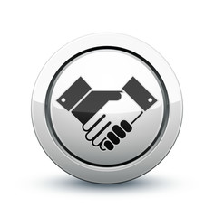 icône poignée de main