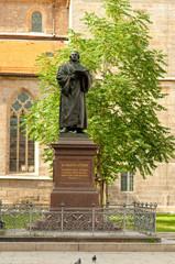 Martin luther in Erfurt