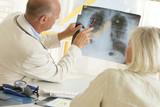 Consultation - Radio des poumons