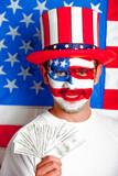 Rich American man