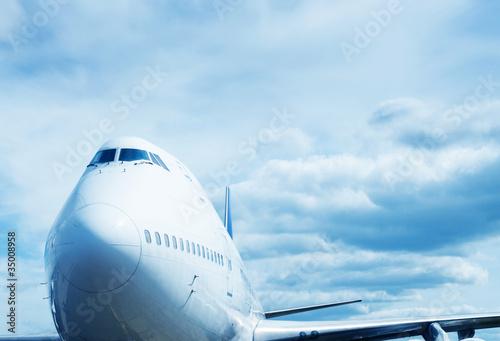 jumbo jet aircraft