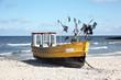 obraz - Fishing boat on Ba...