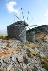 Crète - Plateau de Lassithi (Moulin)