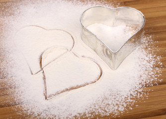 Kekse Plätzchen Herz