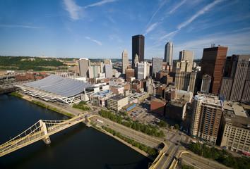 Aerial Pittsburgh