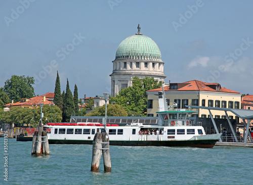 Island Lido, Venise