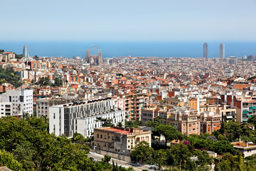 Barcelona, Spain, Europe