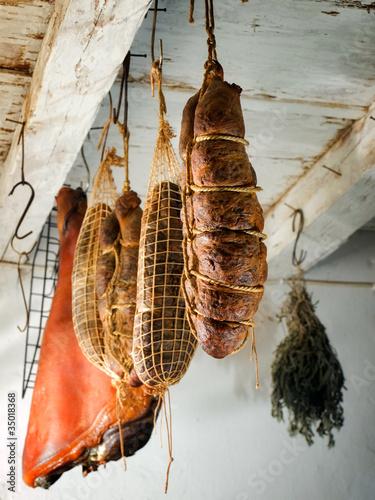 Ham and Kulen