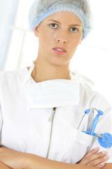 Infirmière anesthésiste