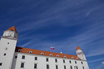 Castello di Bratislava ,Slovak Republic