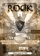 Flyer Rockparty