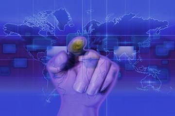 Global Cybernetic hand