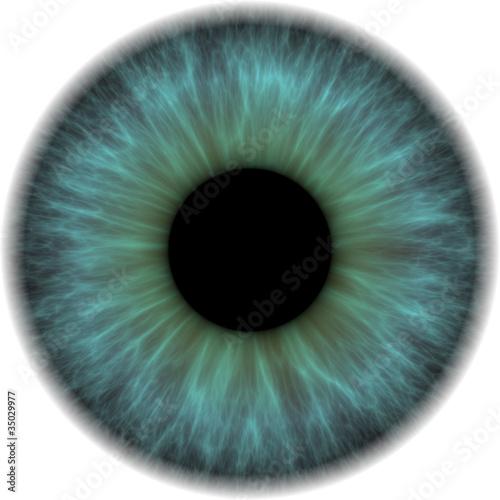 Fototapeta Eye iris
