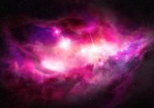 Mgławicy - obłok międzygwiazdowy