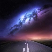 Droga Mleczna Z Ziemi