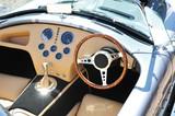 Luxury car interior