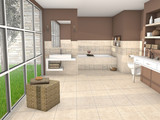 3d Design - Badezimmer / Bathroom
