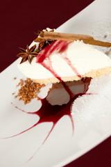 torta gelato dessert