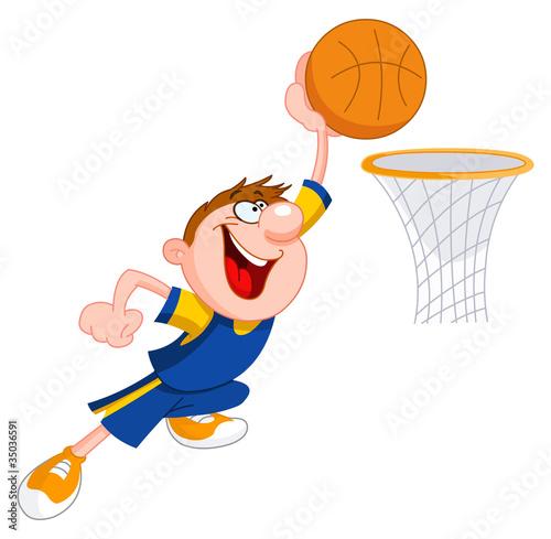 小孩子篮球图片素材