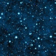 Seamless texture simulating the sky at night