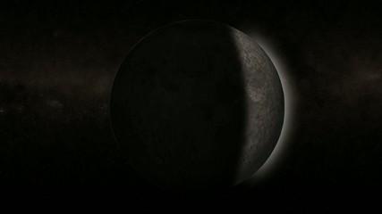 Moon phases - Fasi Lunari