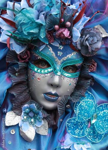Papiers peints Carnaval Masque de carnaval