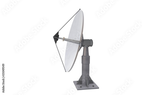 Satelliten Antenne