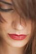 Glamorous Caucasian woman