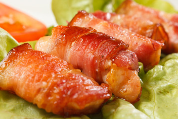 Franbacon - Frango com Bacon
