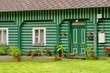 Umgebindehaus - half-timbered house 05