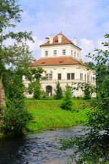 Ostrov Weisses Schloss - Ostrov white palace 02