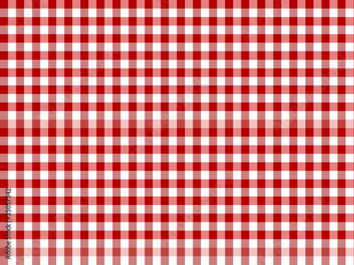 Nappe à carreaux de picnic