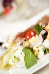 insalata di pesce