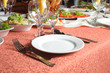 Restourant's table