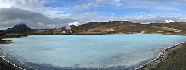 Centrale géothermique de Myvatn