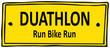 Duathlon Sport