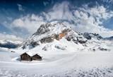 Fototapeta chmura - szczyt - Wysokie Góry
