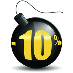 Bombes promotions -10%