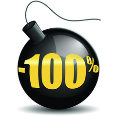 Bombes promotions -100%