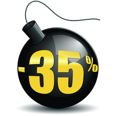 Bombes promotions -35%