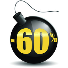 Bombes promotions -60%