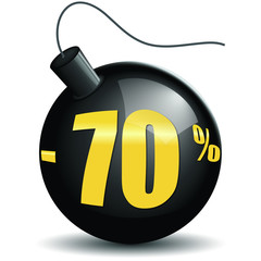 Bombes promotions -70%