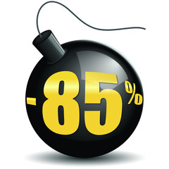 Bombes promotions -85%