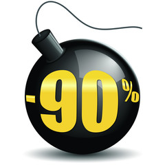 Bombes promotions -90%