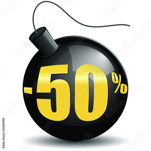 Bombes promotions -50%
