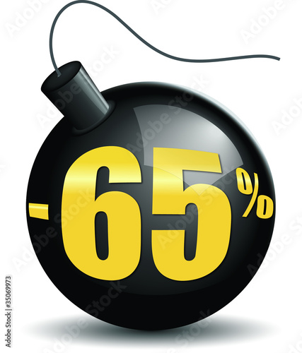 Bombes promotions -65%