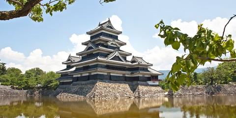 Castillo de Matsumoto,Japón